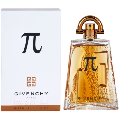 Givenchy Pí Eau de Toillete για άνδρες