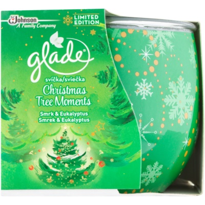 Glade Christmas Tree Moments Scented Candle
