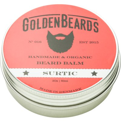 Golden Beards Surtic бальзам для вусів