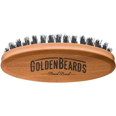 brosse à barbe de voyage