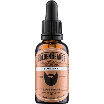 olej na bradu