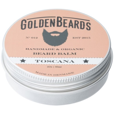 Golden Beards Toscana balzam za brado