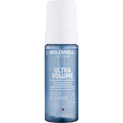 Goldwell StyleSign Ultra Volume mousse para cabelo com volume
