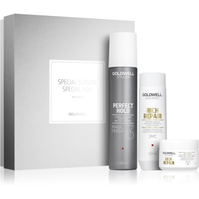 Goldwell Dualsenses Rich Repair козметичен пакет  I.