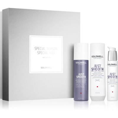 Goldwell Dualsenses Just Smooth kozmetični set I.