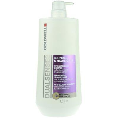 šampon za lase s prameni