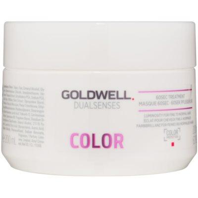 masque régénérant pour cheveux normaux à légerement colorés