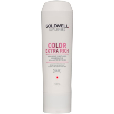 Goldwell Dualsenses Color Extra Rich acondicionador para proteger el color