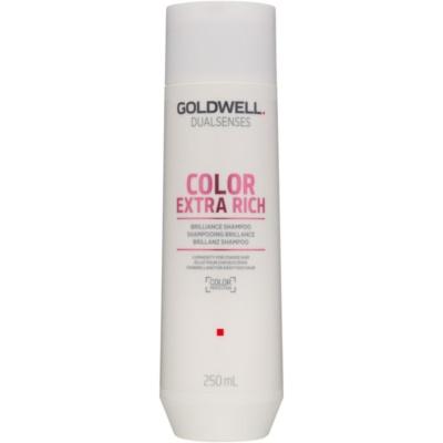 champô para proteção dos cabelos pintados