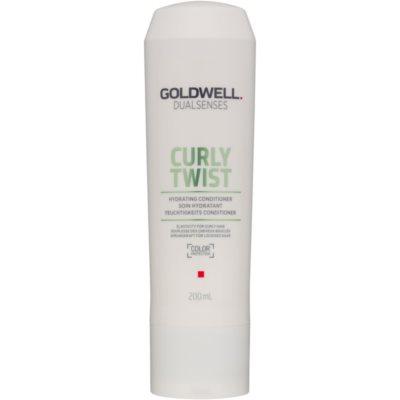 feuchtigkeitsspendender Conditioner für Dauerwelle und welliges Haar
