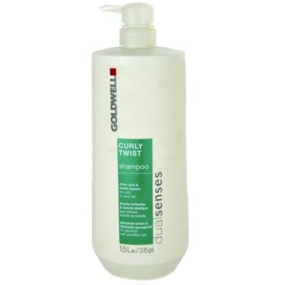 šampon pro vlnité a trvalené vlasy