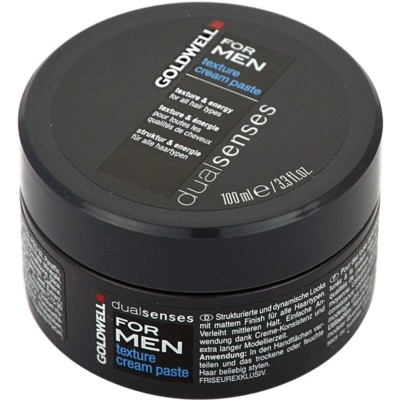 Texture Cream Modeling Paste For All Types Of Hair