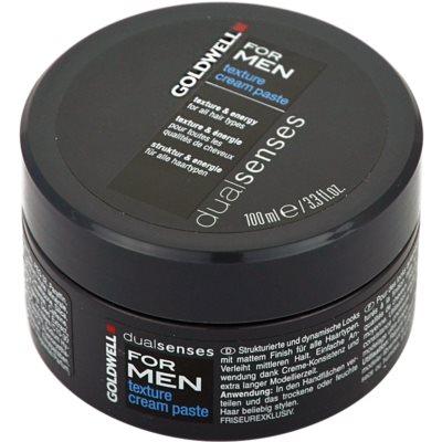 Modellierende Haarpaste für alle Haartypen