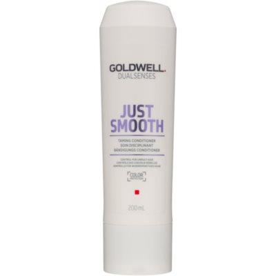 glättender Conditioner für widerspenstiges Haar