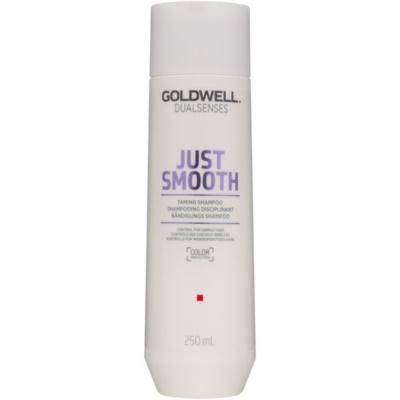 szampon wygładzający do włosów trudno poddających się stylizacji