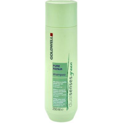 szampon do włosów słabych i zniszczonych