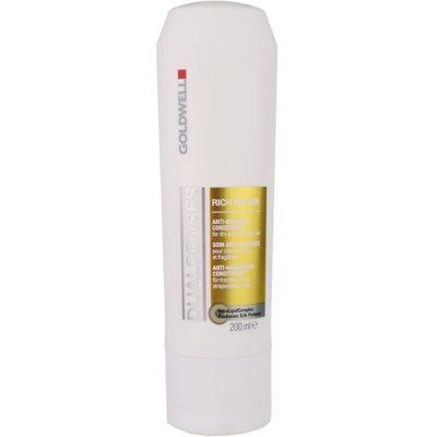 condicionador para cabelo seco a danificado