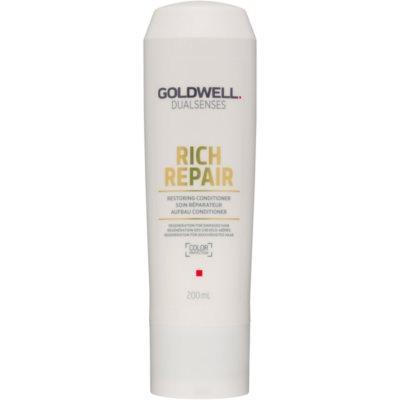 erneuernder Conditioner für trockenes und beschädigtes Haar