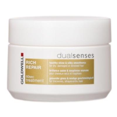 maseczka regenerująca do włosów suchych i zniszczonych