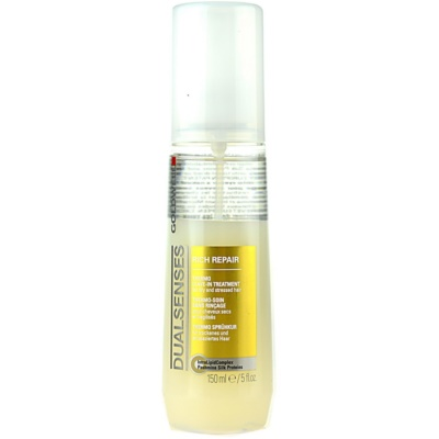 Leave-in Care for Dry and Damaged Hair