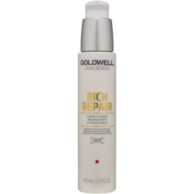 Goldwell Dualsenses Rich Repair Serum for Dry and Damaged Hair