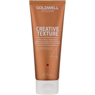 Goldwell StyleSign Creative Texture die Stylingcrem für das Haar