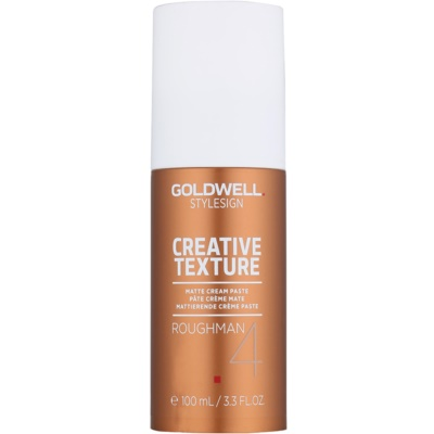 Goldwell StyleSign Creative Texture Showcaser 3 pâte coiffante matifiante pour cheveux