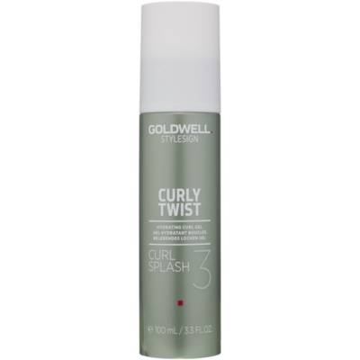 Goldwell StyleSign Curly Twist gel hydratant définition des boucles