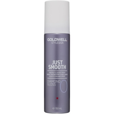 Goldwell StyleSign Just Smooth spray protector pentru un par stralucitor si catifelat