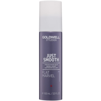 Goldwell StyleSign Just Smooth balzam za glajenje proti krepastim lasem