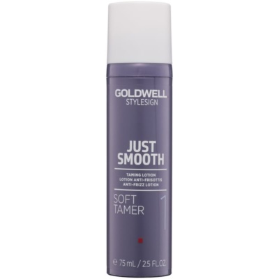 Goldwell StyleSign Just Smooth zaščitni losjon proti krepastim lasem