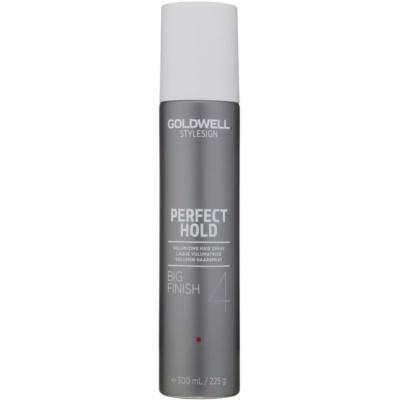 Haarspray für mehr Volumen