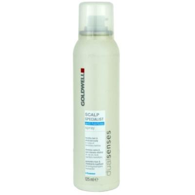 Spray gegen Haarausfall