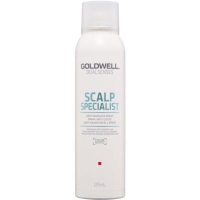 Spray gegen schütteres Haar