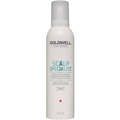 Schaum Shampoo für empfindliche Kopfhaut