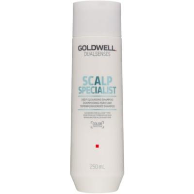 глибоко очищуючий шампунь для всіх типів волосся