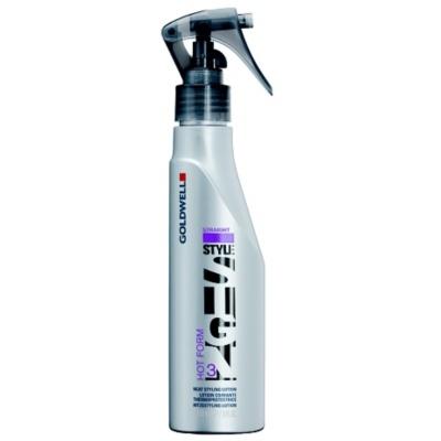 спрей-стайлінг для волосся пошкодженого високими температурами