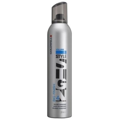 Big Finish Hair Spray For Volume