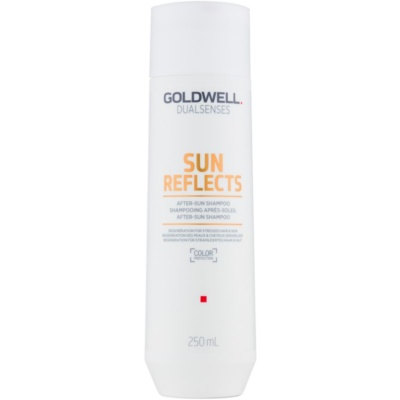 Goldwell Dualsenses Sun Reflects champú para cabello  y cuerpo after sun