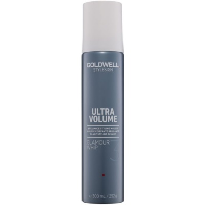 Goldwell StyleSign Ultra Volume mousse fixante pour donner du volume et de la brillance