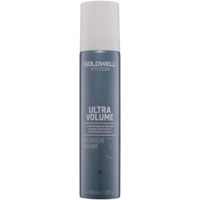 Goldwell StyleSign Ultra Volume Schaum zur Stärkung und für mehr Volumen der Haare