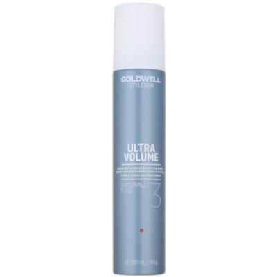 objemový sprej na fénovanie a záverečnú úpravu vlasov
