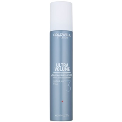 Goldwell StyleSign Ultra Volume spray volumateur brushing et finition
