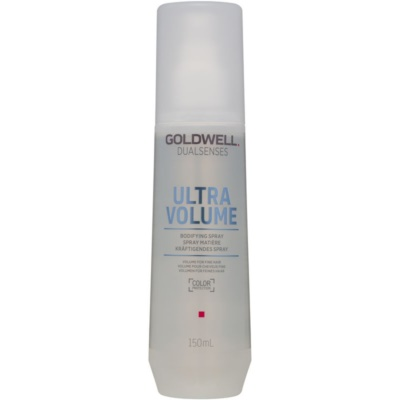 Goldwell Dualsenses Ultra Volume spray para un mayor volumen del cabello fino