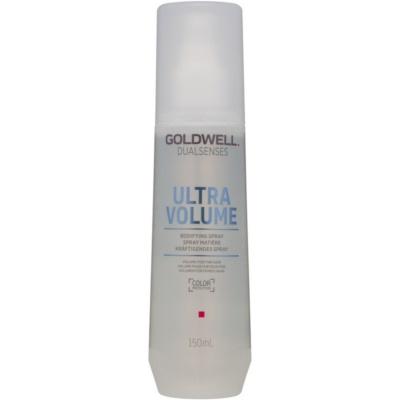 spray para dar volume aos cabelos finos