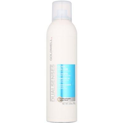 сухий шампунь для тонкого і нормального волосся