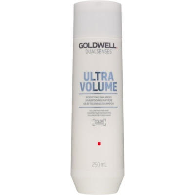 šampon pro objem jemných vlasů