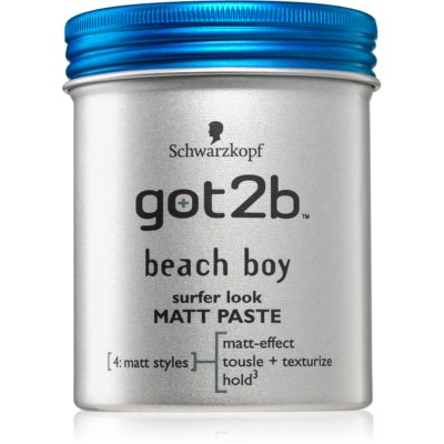 got2b Beach Boy Matt pasta för definition och form