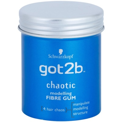 got2b Chaotic Modeling Gum For Fixation And Shape