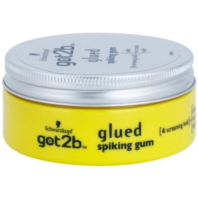 Styling Gum  voor het Haar
